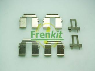 Frenkit 901233 - Lisakomplekt, ketaspiduriklotsid multiparts.ee