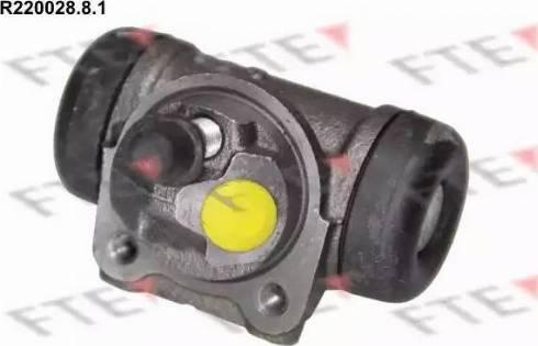 FTE R220028.8.1 - Rattapidurisilinder multiparts.ee