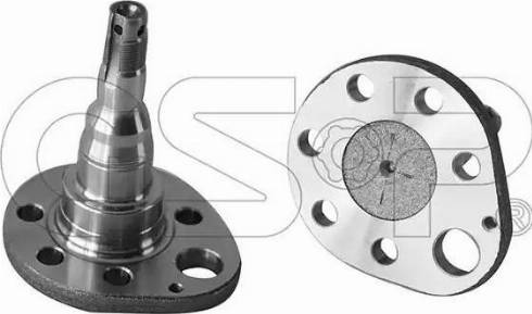 GSP 9499046 - Käändmik, rattakinnitus multiparts.ee