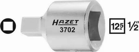 HAZET 3702 - Padrun,, õli väljalaskekruvi multiparts.ee