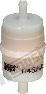 Hengst Filter H452WK - Õhufilter,kompressor-õhk multiparts.ee