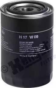 Hengst Filter H17W09 - Õhufilter,kompressor-õhk multiparts.ee