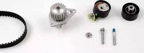Hepu PK08040 - Veepump + hammasrihmakomplekt multiparts.ee