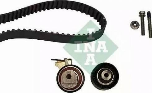 INA 530 0419 10 - Hammasrihma komplekt multiparts.ee