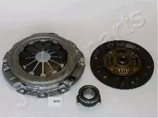 Japanparts KF-W02 - Sidurikomplekt multiparts.ee