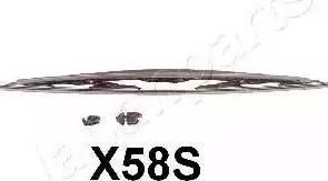 Japanparts SS-X58S - Klaasipuhastaja kumm multiparts.ee