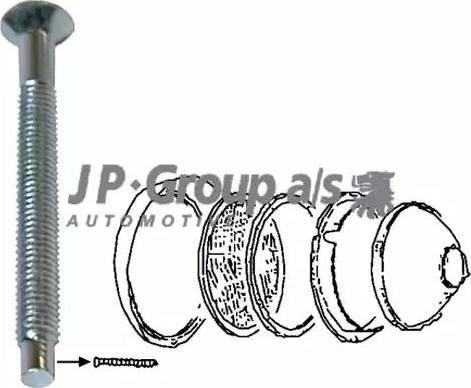 JP Group 8195151606 - Raam, esituli multiparts.ee
