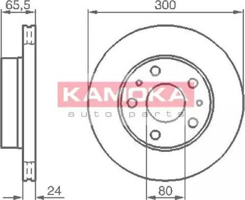 Kamoka 1031536 - Piduriketas multiparts.ee