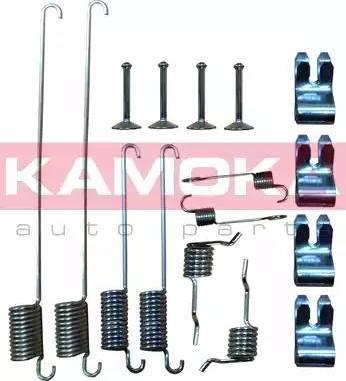 Kamoka 1070043 - Lisakomplekt, Piduriklotsid multiparts.ee