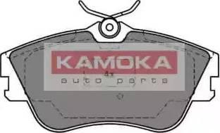 Kamoka JQ1011940 - Piduriklotsi komplekt,ketaspidur multiparts.ee