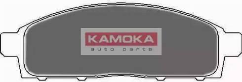 Kamoka JQ1018046 - Piduriklotsi komplekt,ketaspidur multiparts.ee