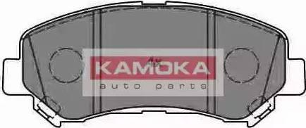 Kamoka JQ1018102 - Piduriklotsi komplekt,ketaspidur multiparts.ee
