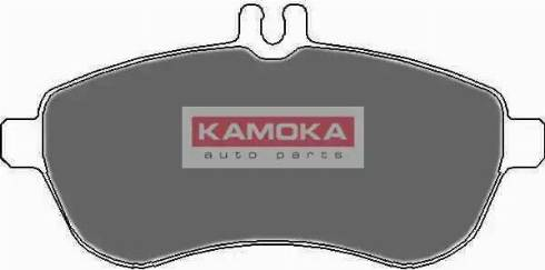 Kamoka JQ1018398 - Piduriklotsi komplekt,ketaspidur multiparts.ee