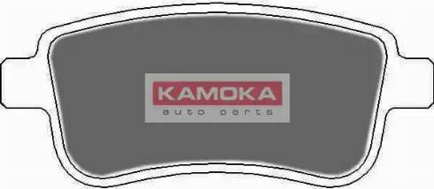 Kamoka JQ1018364 - Piduriklotsi komplekt,ketaspidur multiparts.ee