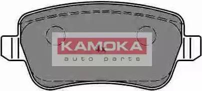 Kamoka JQ1013594 - Piduriklotsi komplekt,ketaspidur multiparts.ee