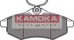 Kamoka JQ1013084 - Piduriklotsi komplekt,ketaspidur multiparts.ee