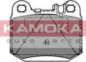Kamoka JQ1013024 - Piduriklotsi komplekt,ketaspidur multiparts.ee