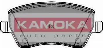 Kamoka JQ1013398 - Piduriklotsi komplekt,ketaspidur multiparts.ee