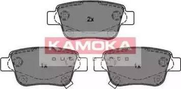 Kamoka JQ1013298 - Piduriklotsi komplekt,ketaspidur multiparts.ee
