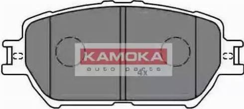 Kamoka JQ1013240 - Piduriklotsi komplekt,ketaspidur multiparts.ee