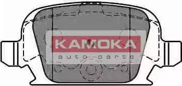 Kamoka JQ1012944 - Piduriklotsi komplekt,ketaspidur multiparts.ee