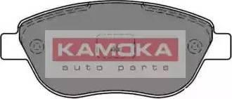 Kamoka JQ1012952 - Piduriklotsi komplekt,ketaspidur multiparts.ee