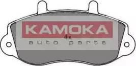 Kamoka JQ1012584 - Piduriklotsi komplekt,ketaspidur multiparts.ee