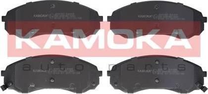 Kamoka JQ101263 - Piduriklotsi komplekt,ketaspidur multiparts.ee