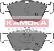 Kamoka JQ1012098 - Piduriklotsi komplekt,ketaspidur multiparts.ee