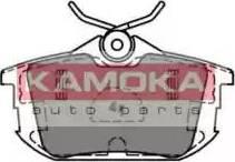 Kamoka JQ1012190 - Piduriklotsi komplekt,ketaspidur multiparts.ee