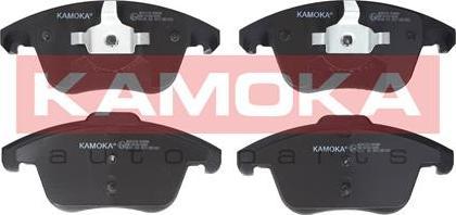 Kamoka JQ101219 - Piduriklotsi komplekt,ketaspidur multiparts.ee