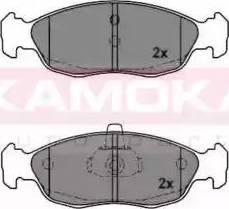 Kamoka JQ1012336 - Piduriklotsi komplekt,ketaspidur multiparts.ee