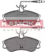 Kamoka JQ1012224 - Piduriklotsi komplekt,ketaspidur multiparts.ee