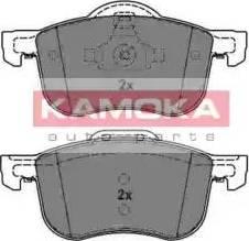 Kamoka JQ1012764 - Piduriklotsi komplekt,ketaspidur multiparts.ee