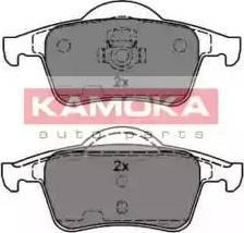 Kamoka JQ1012766 - Piduriklotsi komplekt,ketaspidur multiparts.ee