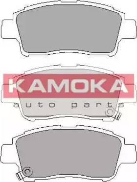 Kamoka JQ1012736 - Piduriklotsi komplekt,ketaspidur multiparts.ee