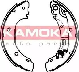 Kamoka JQ202035 - Piduriklotside komplekt multiparts.ee