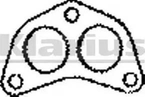 Klarius 410244 - Tihend, heitgaasitoru multiparts.ee