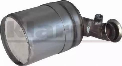 Klarius 390111 - Tahma-/partikelfilter,väljalaskesüst. multiparts.ee