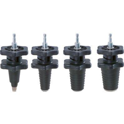 KS Tools 455.0140 - Adapter, jahutussüsteemi surve kontroll, komplekt multiparts.ee