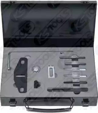 KS Tools 400.4250 - Reguleerimistööristade komplekt, gaasijaotusfaasid multiparts.ee