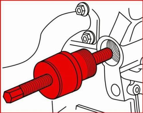 KS Tools 400.9090 - Reguleerimistööristade komplekt, gaasijaotusfaasid multiparts.ee
