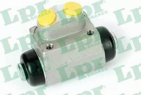 LPR 4070 - Rattapidurisilinder multiparts.ee