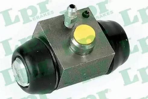 LPR 4256 - Rattapidurisilinder multiparts.ee