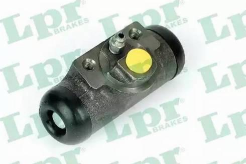 LPR 5539 - Rattapidurisilinder multiparts.ee