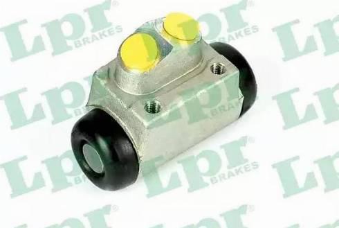 LPR 5107 - Rattapidurisilinder multiparts.ee