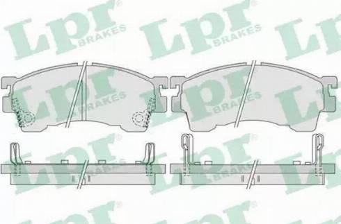 Cifam 822-223-1 - Piduriklotsi komplekt,ketaspidur multiparts.ee