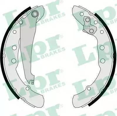 LPR 06850 - Piduriklotside komplekt multiparts.ee
