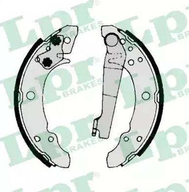 LPR 00140 - Piduriklotside komplekt multiparts.ee