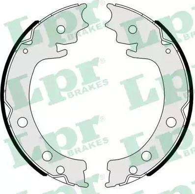 LPR 01041 - Piduriklotside komplekt,seisupidur multiparts.ee